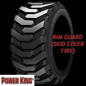 Brandnew Power King Rim Guard Bobcat Skid Steer Tire Tires 10 16 5 10x16 5