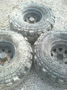 Super Swamper ATV Tires