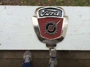 Vintage Ford Truck Emblem