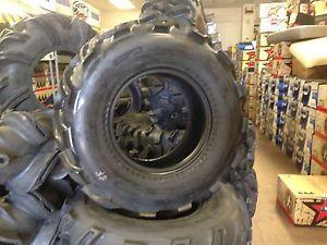 Interco Vampire Super Swamper ATV Mud Tires 26x9 5x12 26 10 12 Pair of Two New