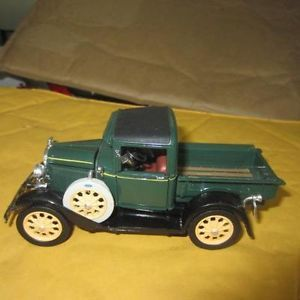 Natl Motor Museum Mint 1931 Ford Model A Pickup Truck Opening Doors Hood