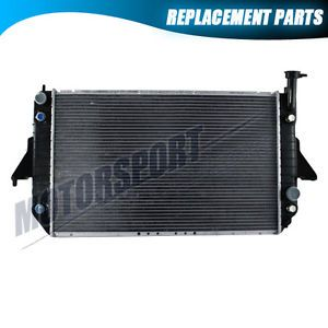 1995 1995 Chevrolet Astro GMC Safari Van Auto 1 Row Cooling Radiator 4 3L V6