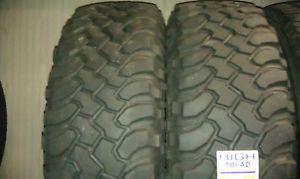 2 285 75 16 BFG Mud Terrain Tires M T 33x11 50x16 33x11 50 16 285 75 16 285 75