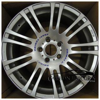 Genuine Enkei SC19 18 inch Wheels Rims 5x114 3 Nissan Mazda 3 6 Honda Accord
