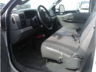 Ford F550 Crew Cab Utility Truck Service Body w Racks Tow Hitch Trailer Plumber