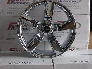 "20"" Ford F150 Lightning Tires Wheels Rims Package Chrome Set 97 04 F150"