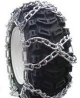 Snowblower Tire Chains to Fit Xtrac Snow Hog 16x650x8 Tires
