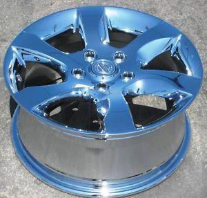 "Set 4 New 16"" Factory Nissan Altima Chrome Wheels Rims Maxima Sentra 62479"