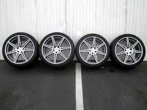 "SLS 20"" 19"" AMG Factory BBs Mercedes Wheels"