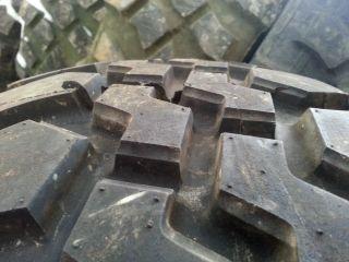 4 BFGoodrich Baja TA E Rated 37x12 50x16 5 H1 Military 4x4 Mud Tires 100 Tread