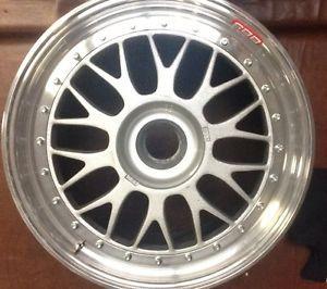 3pc BBs Center Lock Wheels New in Box Rolex ALMS GT Class