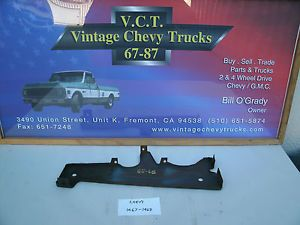 1967 1968 Chevy C10 Grille Support 67 68 C20 Suburban Truck Shortbed Chevrolet