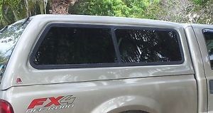 Leer Truck Bed Cap for A Ford F250 Short Bed