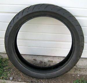 "Dunlop Harley Davidson Front Tire D408F 130 70 B18 MC 63H ""Used"""