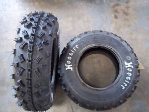 Hoosier MX 200 ATV Quad Race Tires 20 5x6 10 TRX YFZ Ltr KFX 450 250 400