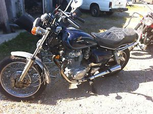 1982 Honda Motorcyle Parts Bike