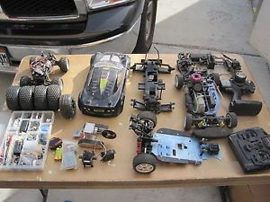 Nitro Remote Control Car RC