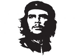 "Che Guevara Decal Sticker 5"" Two for $5 99"