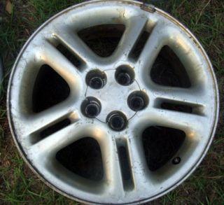 Mopar 96 00 Chrysler Sebring Convertible 16 inch Factory Alloy Wheels