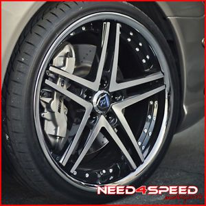 "20"" Acura TL Rohana RC5 Machined Concave Wheels Rims"
