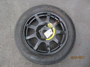 Hyundai Genesis Coupe Donut Spare Tire Wheel Rim 2009 2010 2011 2012