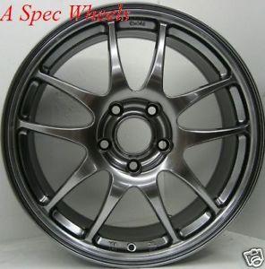 17 Rota Torque Rims Wheel Tires Pacakge RSX Mazda 3 TC