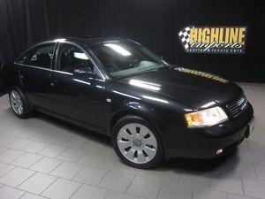 2000 Audi A6 2 8L Quattro 200HP V6 Upgraded Audi Wheels Only 65K Miles