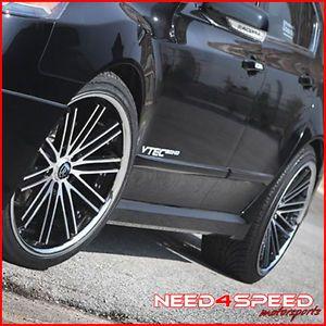"20"" Acura TL Rohana RC20 Machined Concave Wheels Rims"