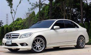 "19"" Mercedes Benz C CL E s SLK Euromag EM10 Wheels Rims Audi VW AMG Roderick"