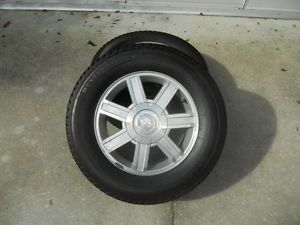 Cadillac Escalade Wheels and Tires