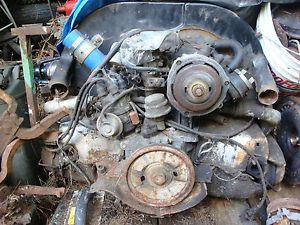VW Bug Beetle 1600cc Engine Complete Plus Other Bug Parts 50 Bucks