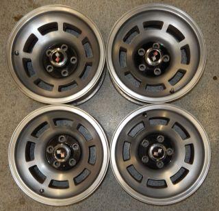 Corvette C3 Aluminum Rally Wheels 15x8