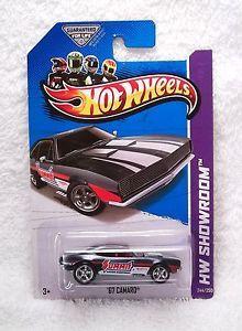 2013 Hot Wheels Super Treasure Hunt 67 Camaro TH