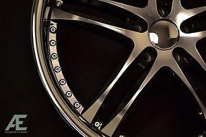 20 inch Chrysler 300 LX 300C SRT8 Wheels Rims and Tires GTX 15 Black