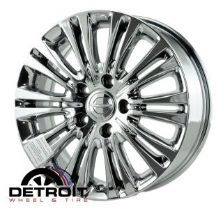 "17"" Chrysler Town Country PVD Chrome Wheels Rims Factory Wheels 2402"