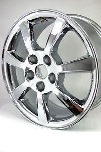 "Chrome 16"" Jaguar x Type Tobago Wheel 59764 XR85601"