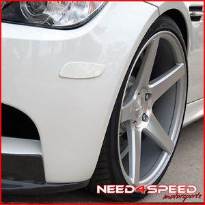 "19""Avant Garde M550 Silver Wheels Rims Fits BMW E90 325i 328i 330i 335 Sedan"