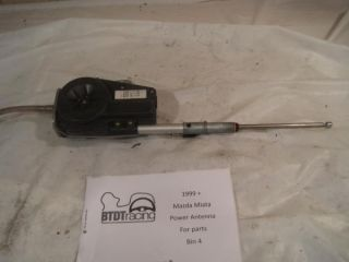 Mazda Miata 1999 2005 Power Antenna for Parts