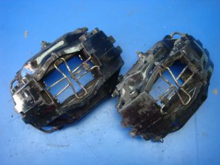 Porsche 911 964 C2 C4 Rear Brake Calipers Brembo 4 Pot