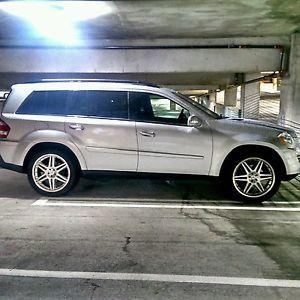 22 inch Mercedes Benz Wheels and Tires GL450 GL550 ml RL Series
