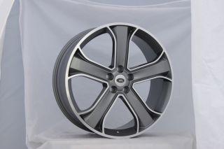 "22"" Range Rover Stormer HSE Sport Wheels LR3 Supercharged LD3"