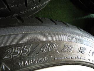 "18"" Factory Mercedes SL CLS Wheels Tires VW GTI SL500 SL550 CLS550 Golf 129"