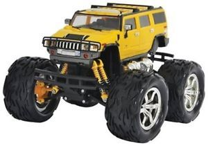 Monster Truck Remote Control Car