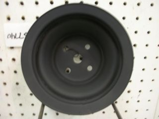 Pulley Water Pump Cooling Fan Chevy GMC Pickup Truck Van 3 Groove 14037740