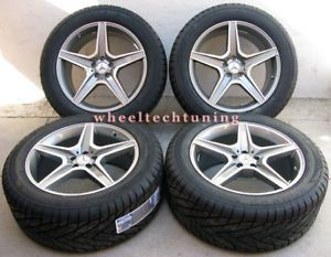 """20"""" Mercedes Benz Wheel and Tire Package Rims Fit MBZ GL450 and GL550"""
