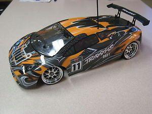 Tamiya TT01 Lamborghini Gallardo Drift Car Traxxas Electronics HPI Rims