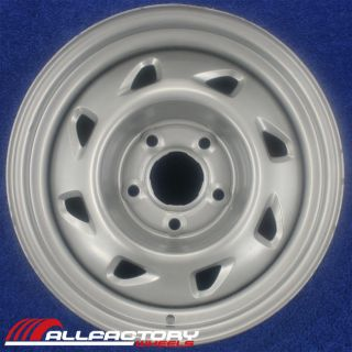 "Chevy GMC Isuzu S10 S15 Blazer Jimmy Hombre Sonoma 15"" Wheel Steel Rim 5030"