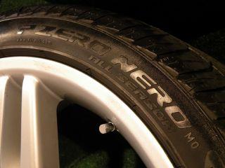"""18"""" Factory Mercedes E Class Wheels Tires E320 E350 E500 E550 E55 AMG SL55"""