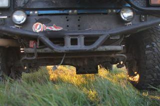 Land Rover Defender Parts Project Truck Rock Crawler