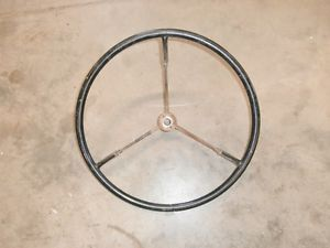 1956 Buick Steering Wheel 54 55 57 Olds Pontiac Hot Rat Rod Custom Bomb